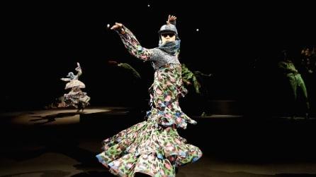 La sfilata della collezione Kenzo X H&M