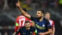 Europa League, le immagini di Inter-Southampton