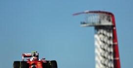 F1 Gp Stati Uniti, i piloti in pista per le prove libere
