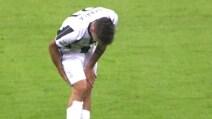 Dybala, infortunio muscolare: subito fuori a San Siro