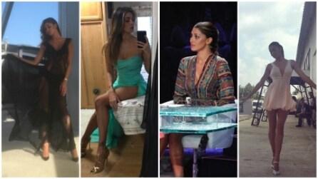 """I look di Belén Rodriguez a """"Tu si que vales"""" 2016"""