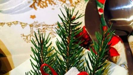 Segnaposti natalizi: le idee da copiare per la tua tavola di Natale
