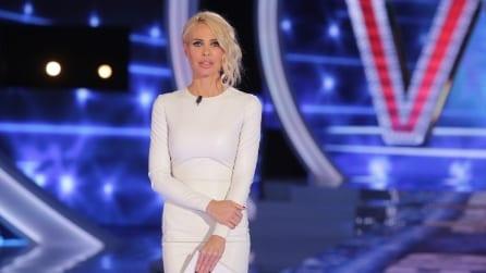 GF Vip: Il look di Ilary Blasi per la sesta puntata