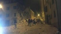 Terremoto Centro Italia, le immagini della distruzione a Camerino