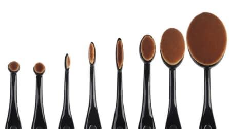 Oval Brushes, i pennelli trucco più gettonati de momento