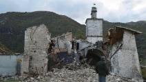 Forti scosse di terremoto nel centro Italia: i danni e i soccorsi