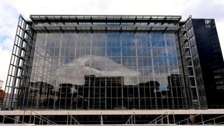 La Nuvola di Fuksas: ecco le prime immagini dall'interno