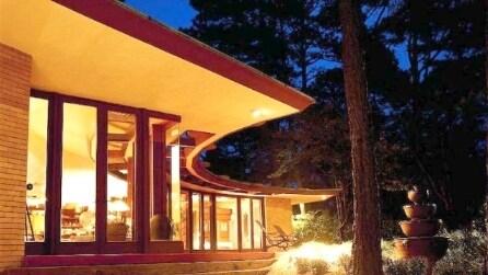 Dormire nella Cook House: la casa di Frank Lloyd Wright è su Airbnb