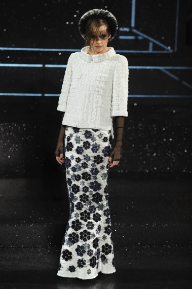 Chanel Haute Couture Fall/Winter 2011/2012