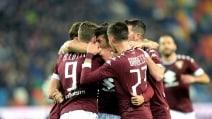 Serie A 16/17, le immagini di Udinese-Torino