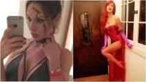 Halloween 2016, travestimenti sexy delle vip: da Nicole Minetti a Elisabetta Canalis