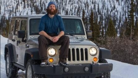 Da Jeep a casa mobile: realizza una trasformazione incredibile