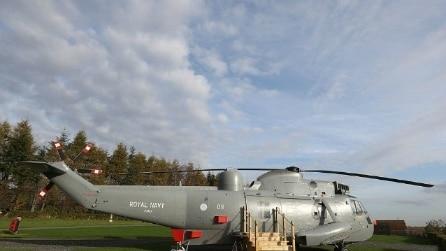 Da elicottero a casa vacanze: il risultato è spettacolare