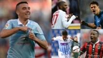 Cinque 'piccoli' bomber che segnano gol a raffica