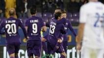 Le immagini di Fiorentina-Sampdoria