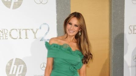 I look più glamour di Melania Trump