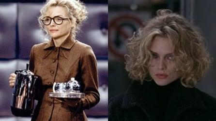 """Le protagoniste dei film che si sono """"trasformate"""" dopo aver tolto gli occhiali"""
