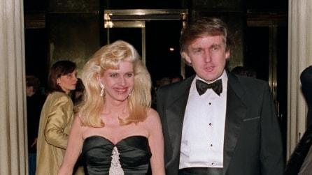 Gli amori di Ivana Trump