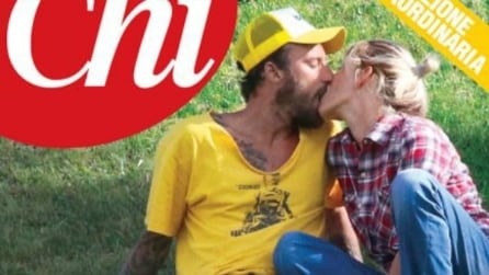 Le foto della storia d'amore tra Alessia Marcuzzi e Francesco Facchinetti