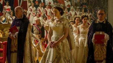 """Gli abiti da sogno della serie """"The Crown"""""""