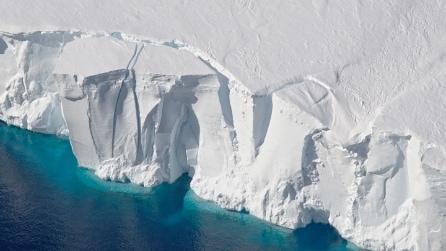 Allarme in Antartide: i ghiacci si sciolgono a causa dei cambiamenti climatici