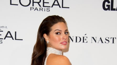 Il look sexy di Ashley Graham ai Glamour Women Of The Year Awards