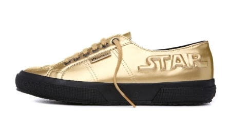 "Le Superga ispirate a ""Star Wars"""