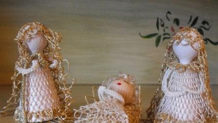 Come fare il presepe all'uncinetto: idee da realizzare