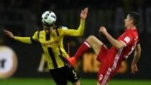 Borussia-Bayern, prima sconfitta in Bundesliga per Ancelotti