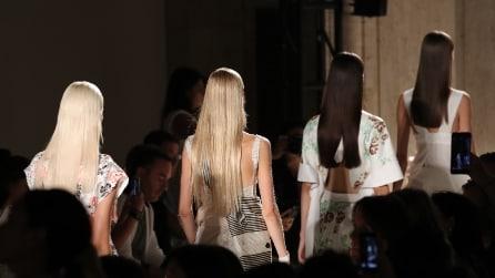 I capelli dell'inverno 2016: ritorna il liscio à plomb