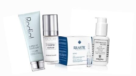 I cosmetici giusti per prenderti cura del tuo seno