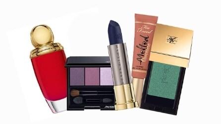 10 colori per il make up dell'autunno inverno 2016