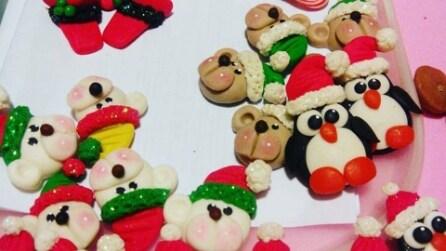 Decorazioni natalizie con la pasta di mais: le idee più belle da copiare