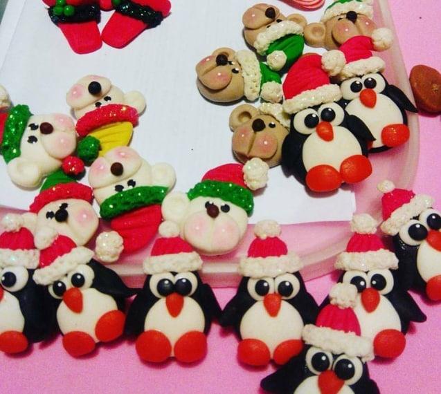 Pasta Di Mais Lavoretti Per Natale.Decorazioni Natalizie Con La Pasta Di Mais Le Idee Piu