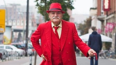 Ali, l'icona di stile di 86 anni