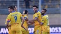 Serie B, 16a giornata: Frosinone-Ternana 1-1