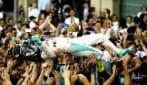 Nico Rosberg è campione del mondo di F1
