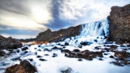 Le immagini del Parco Nazionale di Thingvellir, Islanda