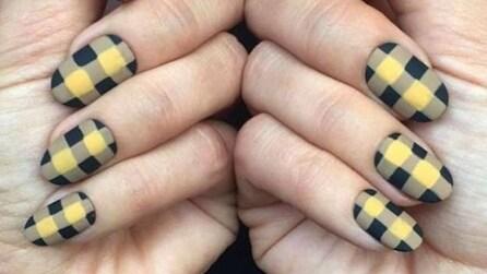 Vichy manicure