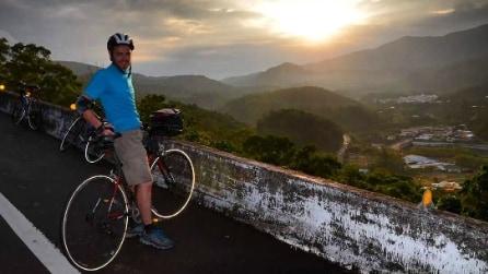 Taiwan in bici: 935 km in 9 giorni