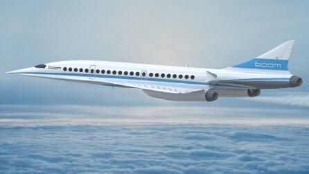 A bordo dell'aereo civile più veloce del mondo
