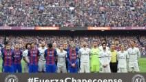 Clasico, le immagini di Barça-Real