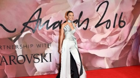 Tutti i look delle star ai British Fashion Awards