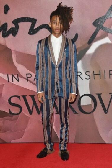 Jaden Smith in Gucci