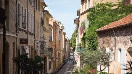 Le immagini di Aix-en-Provence, affascinante cittadina francese