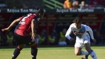 Serie A, le immagini di Cagliari-Napoli
