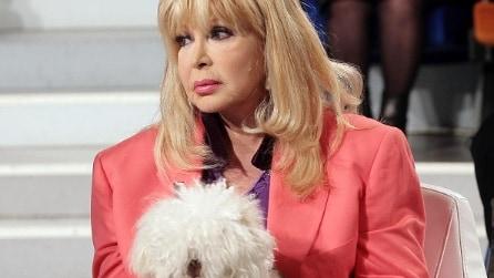 Paura per l'attrice Isabella Biagini: incendio in casa