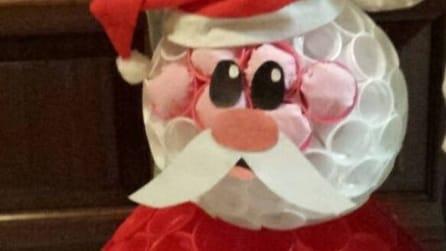Come realizzare un pupazzo di neve con i bicchieri di plastica: ecco le vostre creazioni