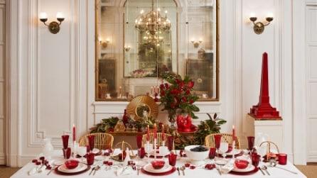 Tutte le idee per apparecchiare la tavola di Natale