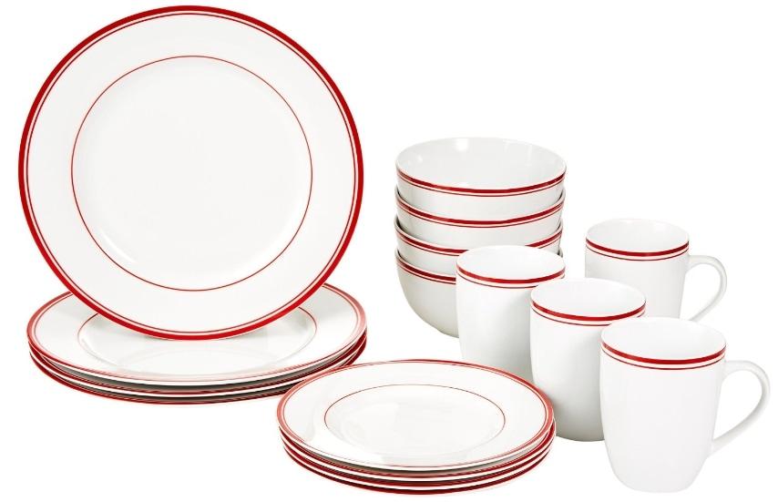 Set di piatti su Dalani